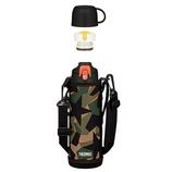 サーモス(THERMOS) 真空断熱2ウェイボトル FJJ-1000WF グリーンカモフラージュ│水筒・魔法瓶 水筒