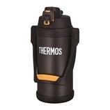 サーモス(THERMOS) 真空断熱スポーツジャグ 2L FFV-2001 ブラックオレンジ│水筒・魔法瓶 水筒