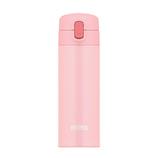 サーモス(THERMOS) 真空断熱ストローボトル FJM-350 ライトピンク│水筒・魔法瓶 ピッチャー・冷水筒