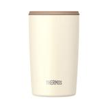 サーモス(THERMOS) 真空断熱タンブラー 400mL JDP-400 ホワイト│食器・カトラリー グラス・タンブラー