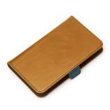 【iPhone6s】4.7インチ PGA マルチフリップカバー M キャメル