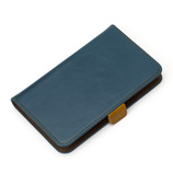 【iPhone6s】4.7インチ PGA マルチフリップカバー M ブルー