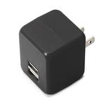 PGA USB電源アダプタ CUBE 2.1A 2ポート ブラック