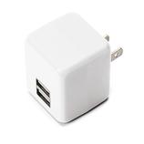 <東急ハンズ> PGA USB電源アダプタ CUBE 2.1A 2ポート ホワイト画像