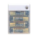 PGA iCharger USBポート搭載 乾電池式充電器 出力1A PG-JUK1U2WH ホワイト