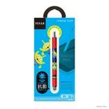 PGA ノック式タッチペン PG-DTPEN03LGM エイリアン│携帯・スマホアクセサリー タッチペン