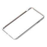 【iPhone7】 PGA Premium Style アルミニウムバンパー シルバー