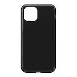 【iPhone11Pro】 PGA 360度フルカバーケース PG-19AFC01BK ブラック
