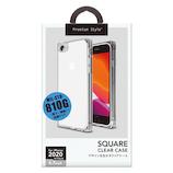 【iPhoneSE(第2世代)】 PGA オールTPUケース PG-20MTP01CL クリア