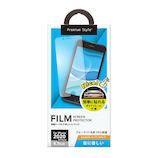 【iPhoneSE(第2世代)/8/7/6s/6】 PGA ガイドフレーム付き 液晶保護フィルム ブルーライト低減 アンチグレア PG-20MBL02