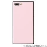 【iPhone8Plus/7Plus】 EYLE スクエア型ケース TILE ベイビーピンク