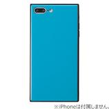 【iPhone8Plus/7Plus】 EYLE スクエア型ケース TILE ターコイズ