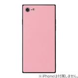 【iPhone8/7】 EYLE スクエア型ケース TILE パステルピンク