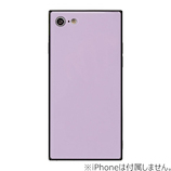 【iPhone8/7】 EYLE スクエア型ケース TILE ラベンダー