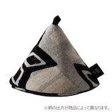 &NE 三角鍋つかみ NHK−048 HNBK/ハナブラック