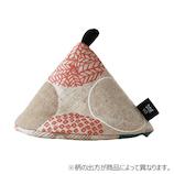 &NE 三角鍋つかみ NHK−048 MRPK(まりピンク)