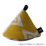 &NE 三角鍋つかみ NHK−048 HNYE(ハナイエロー)