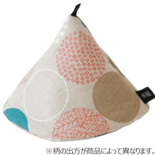 &NE 大きな三角鍋つかみ NHK-069 MRPK(まりピンク)