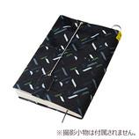 ジェコル フリーサイズブックカバー FR−10 ブラック