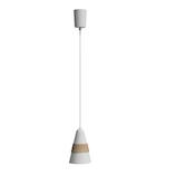 トゥルーロ 1灯ペンダントBセット ホワイト