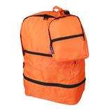 STARTTS 折畳バッグ 拡張リュック MF05 オレンジ