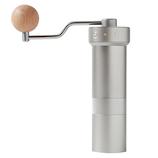 ワンゼットプレッソ(1Zpresso) ZproLG‐1ZPRESSO‐ZPRO シルバー│茶器・コーヒー用品 コーヒーミル