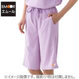エムール スリープウェア(SLEEPWEAR) 半ズボン WOMEN L ラベンダー