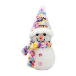 【クリスマス】 クリスマスファクトリー EVA スノーマン M 21201 ピンク