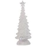 【クリスマス】 クリスマスファクトリー バブルLEDツリー スター L 切替式 22629