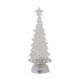 【クリスマス】 クリスマスファクトリー バブルLEDツリー スター S 切替式 22630