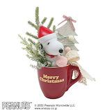 【クリスマス】 クリスマスファクトリー スヌーピー カップツリー R 22661