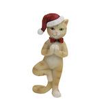 【クリスマス】 クリスマスファクトリー ヨガキャット A 22792