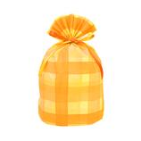 インディゴ フロスティバッグ チェック PG071 オレンジ