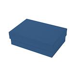 インディゴ カラフルボックス S PB072 ネイビーブルー│ラッピング用品 ギフトボックス(組み立て)
