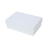 インディゴ カラフルボックス S PB074 ホワイト│ラッピング用品 ギフトボックス(組み立て)