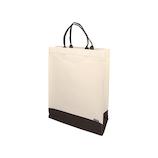 インディゴ キャリーバッグM PC205 アイボリー│ラッピング用品 手提げ袋