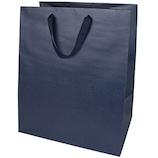 インディゴ ワイドバッグ L ネイビーブルー PC211