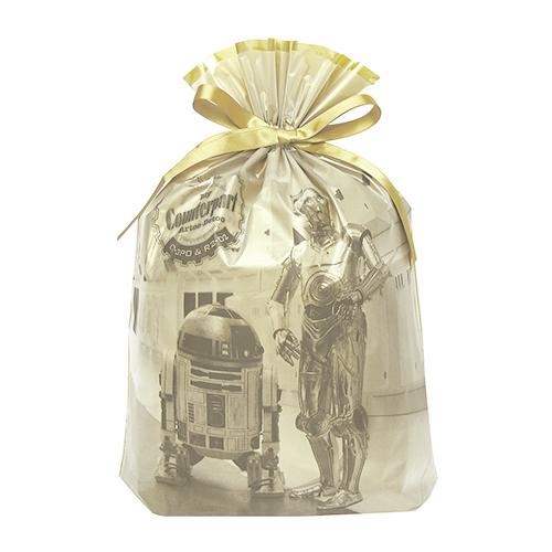 インディゴ DG325 フロスティバッグ C-3PO&R2-D2