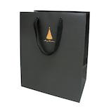 【クリスマス】 インディゴ ワイドバッグ M ツリー XC540 ブラック