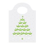 【クリスマス】 インディゴ デイリーバッグ S DP695 エイリアンクリスマスツリー 7枚入