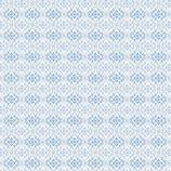 インディゴ ロールペーパー ゴシック ライトブルー PW705