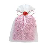 インディゴ 飾り袋 小梅 PG725 赤