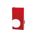 インディゴ 角底袋 SS PP739 まる 紅白 10枚入