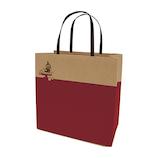 インディゴ キャリーバッグ M 〈Moomin〉 リトルミイ/フルーツ MP251 レッド│ラッピング用品 手提げ袋