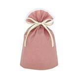 インディゴ スパークルバッグ M PG350 ピンクベージュ│ラッピング用品 ラッピング袋