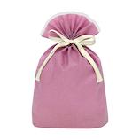インディゴ スパークルバッグ L PG352 ピンクベージュ│ラッピング用品 ラッピング袋