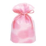 インディゴ シルキーバッグ M PG354 ピンク│ラッピング用品 ラッピング袋