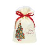 【クリスマス】 インディゴ グリーティングバッグ S XG602 クリスマスツリー