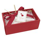 【バレンタイン】 インディゴ VB692 トレーキットS ハート レッド/ホワイト  バレンタイン プレゼント ギフト チョコ 手作り お菓子