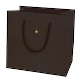 【バレンタイン】 インディゴ VC697 キャリーバッグS クラウン ブラック|バレンタイン プレゼント ギフト チョコ 手作り お菓子